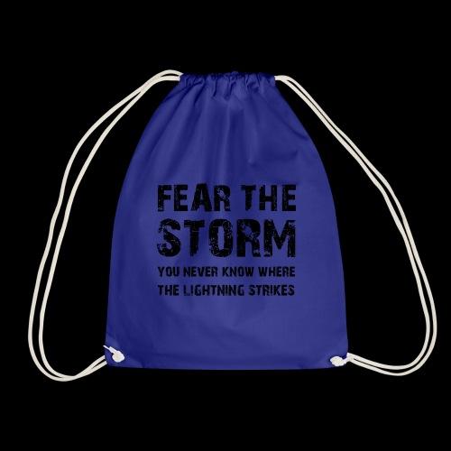 Fear The Storm - Gymnastikpåse