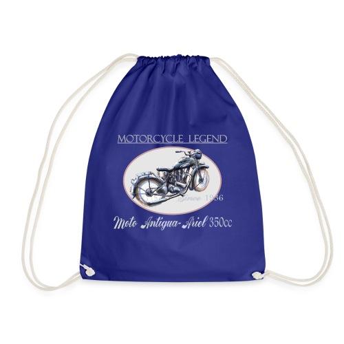 moto antigua - Sac de sport léger