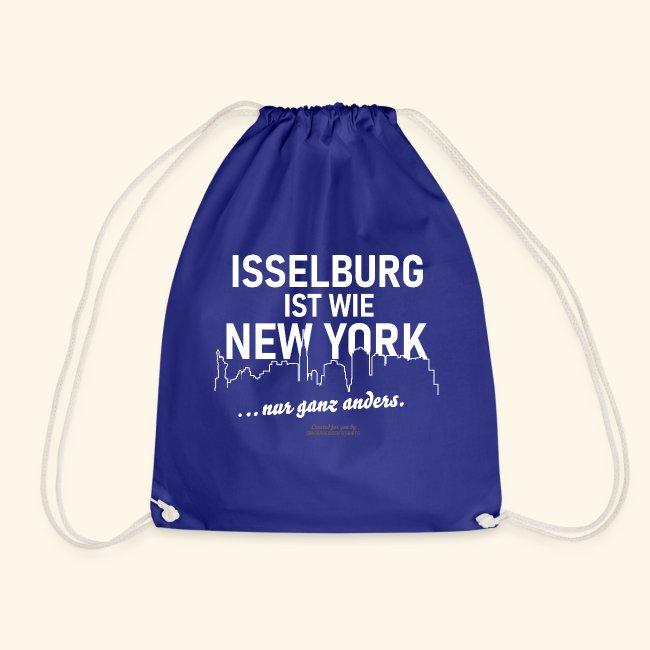 Isselburg 👍 ist wie New York 😁