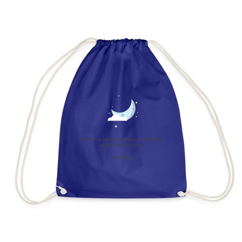 the moom - Drawstring Bag