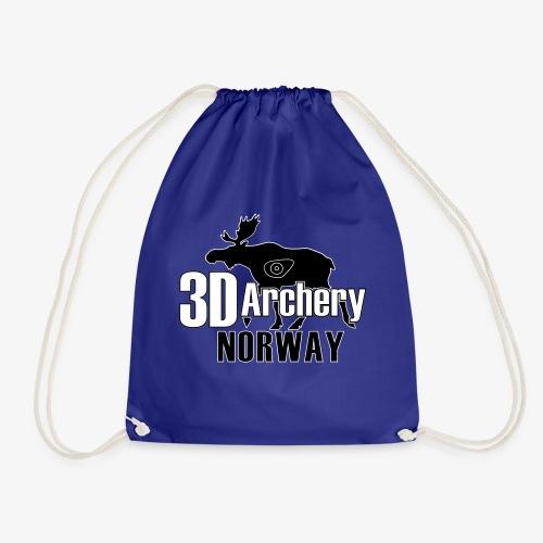 logo 3darchery no - Gymbag