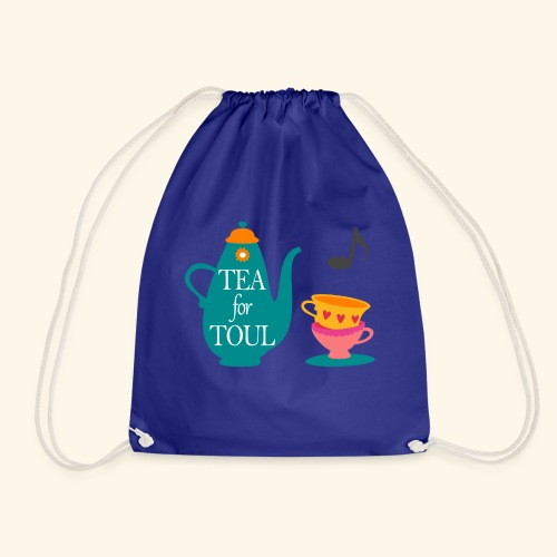 Tea for Toul - Sac de sport léger