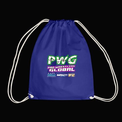 PWG Pro Wrestling Global - Drawstring Bag
