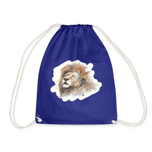 Lion au Soleil - Sac de sport léger