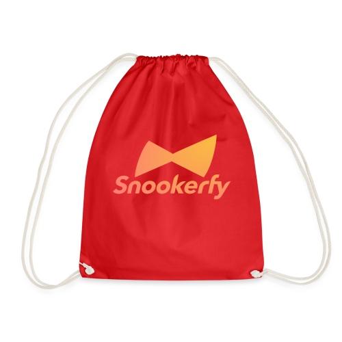 Snookerfy - Drawstring Bag