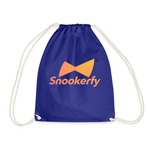 Snookerfy - Drawstring Bag