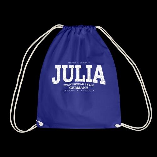 Julia (white oldstyle) - Turnbeutel