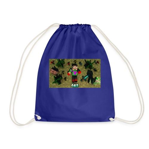 rebbeozelot19 Happy OcMalte01 T-Shirt - Drawstring Bag