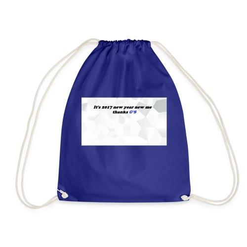 new year - Drawstring Bag