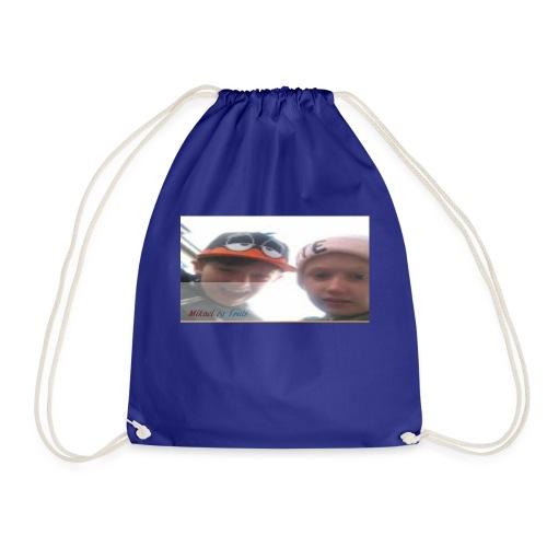 Mikael og Truls - Gymbag