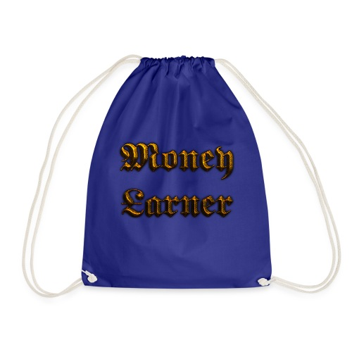 Cool Text Moneyarner 235668087714412 - Drawstring Bag