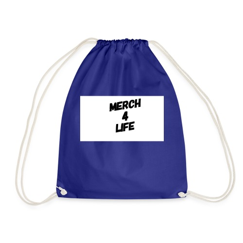 Merch4life/link-in-Bio-shirts+lots More/ - Drawstring Bag
