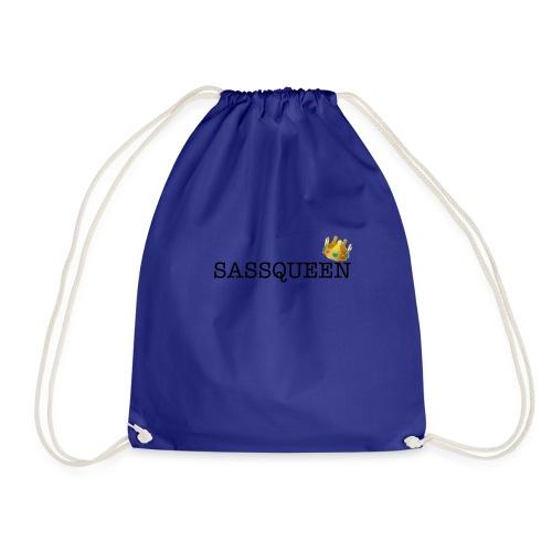Sassqueen - Drawstring Bag