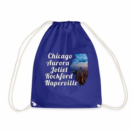 Illinois Design - Turnbeutel