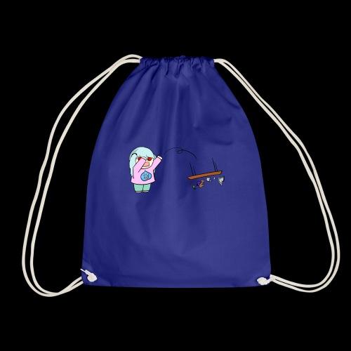 TABLEFLIP OWO (╯°□°)╯︵ ┻┻ - Drawstring Bag