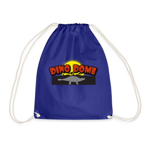 Fossil design - Drawstring Bag