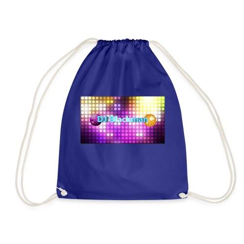 DJ Blackman - Drawstring Bag