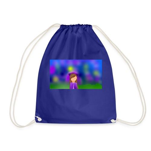 Werewolf Daisy design - Drawstring Bag