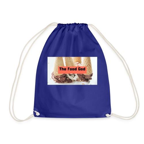 Food God - Drawstring Bag