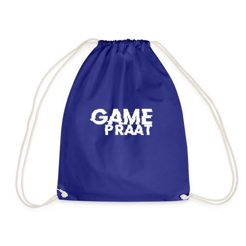 GamePraat Logo - Gymtas