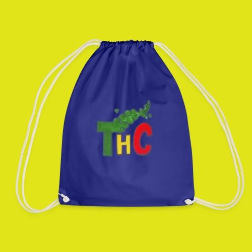 THC logo one - Sacca sportiva