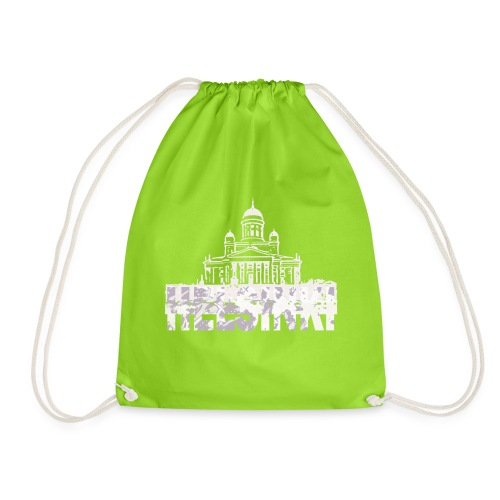 Helsinki Cathedral - Drawstring Bag