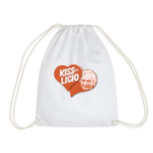 Kiss Me Licio - Sacca sportiva