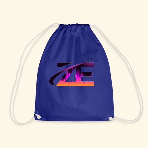Official ZE's logo - Drawstring Bag