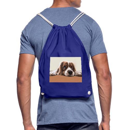 Der Hund - Turnbeutel