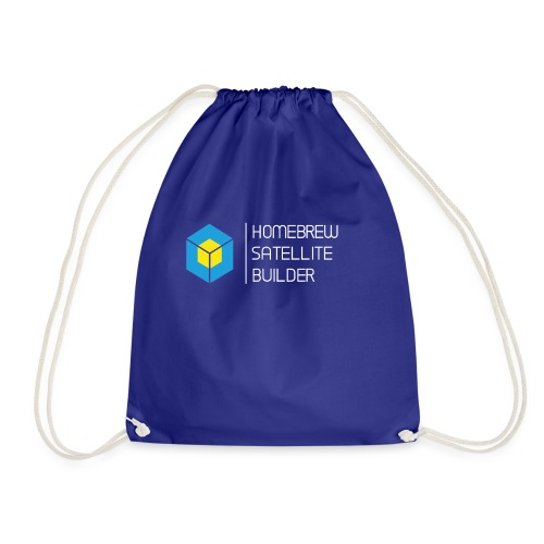 Homebrew Satellite Builder - Drawstring Bag
