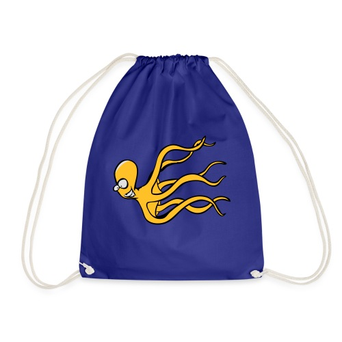 octopus - Drawstring Bag