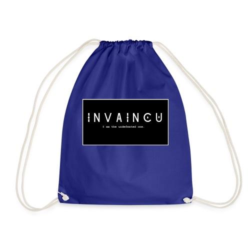 INVAINCU - Drawstring Bag