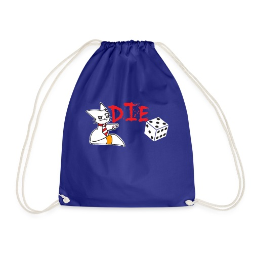 DIE - Drawstring Bag