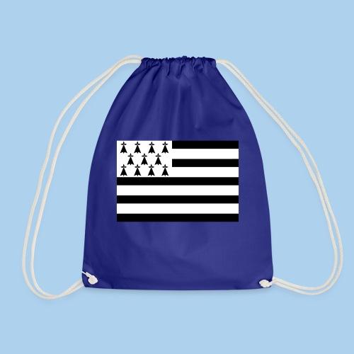 drapeau breton - Sac de sport léger