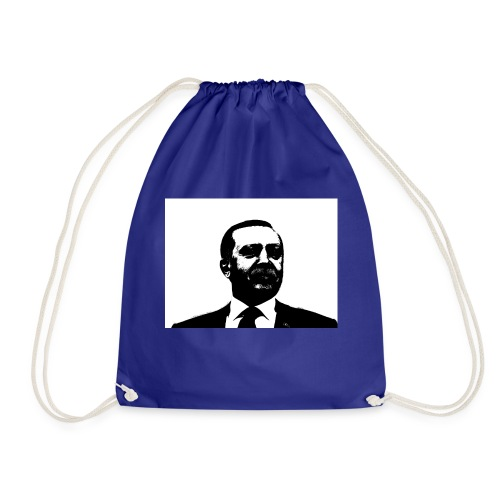 President Erdogan of Turkey - Drawstring Bag
