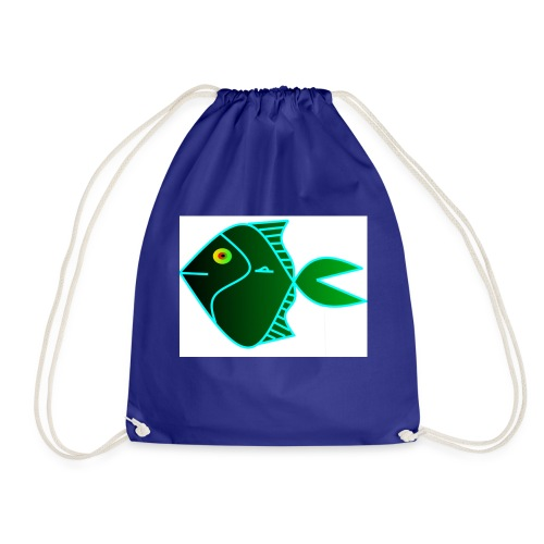 Green anglefish - Gymtas
