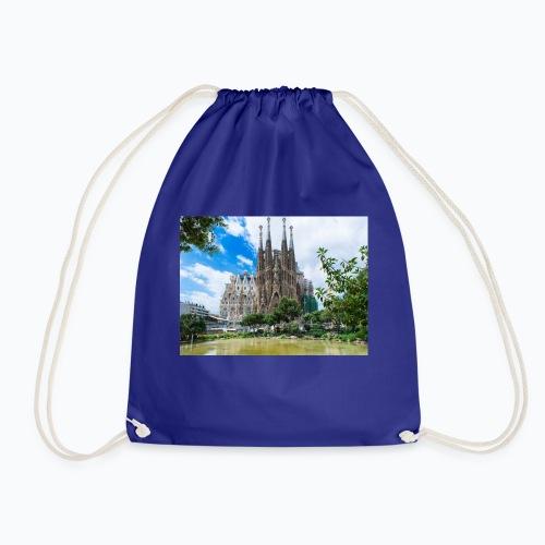 Camisa de la sagrada família - Mochila saco
