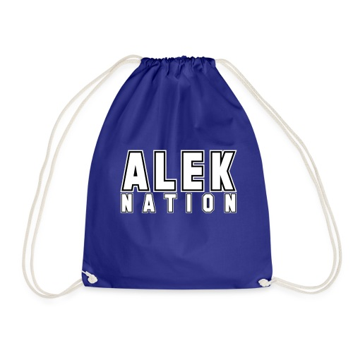 ALEKNATION T-SKJORTE - Gymbag