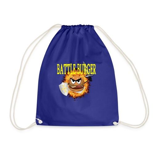Battle_Burger - Mochila saco