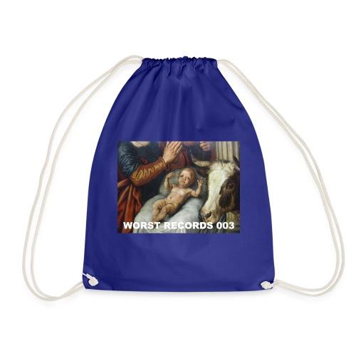 Worst Records 003 - Drawstring Bag