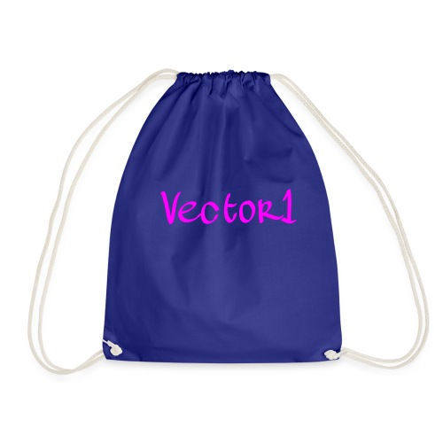 Vector1 Limited Edition Clothing Line 1 - Drawstring Bag