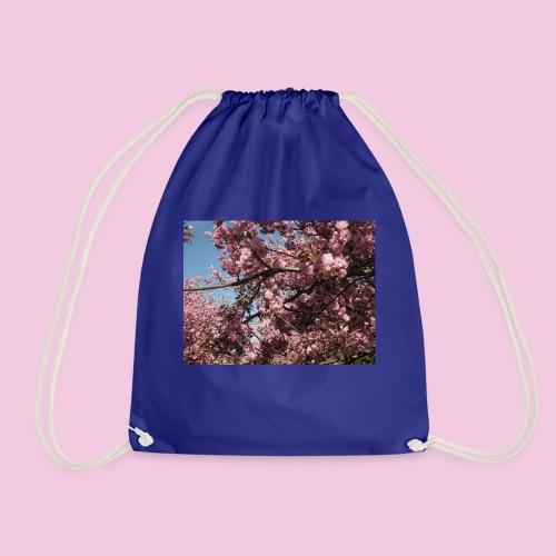 Kirschblüten - Turnbeutel