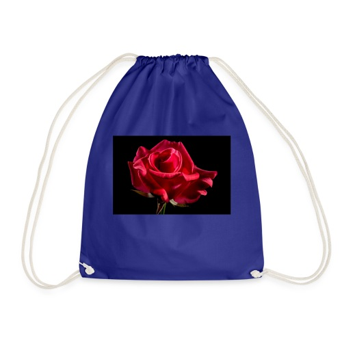 T-Shirt Rose Geschenk Geschenkidee - Turnbeutel
