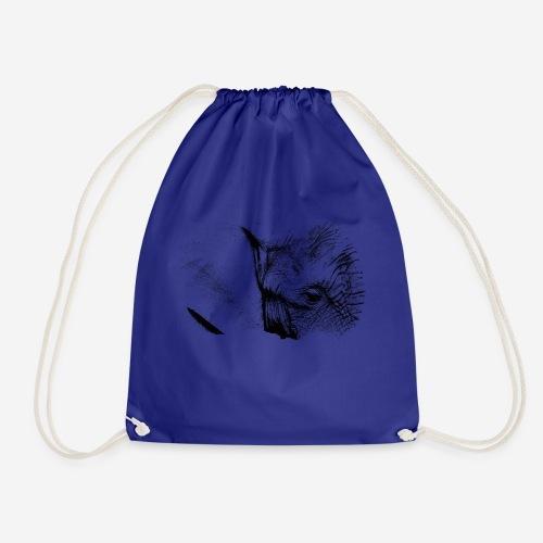 Elephant #001 - Drawstring Bag