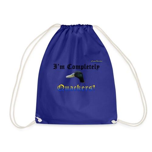 Quackers - Drawstring Bag