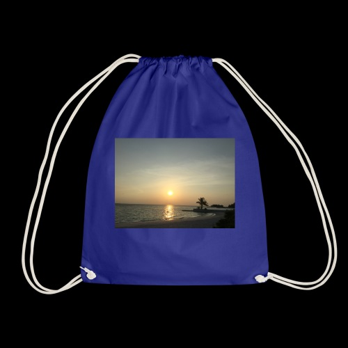 Sunset clothes - Drawstring Bag