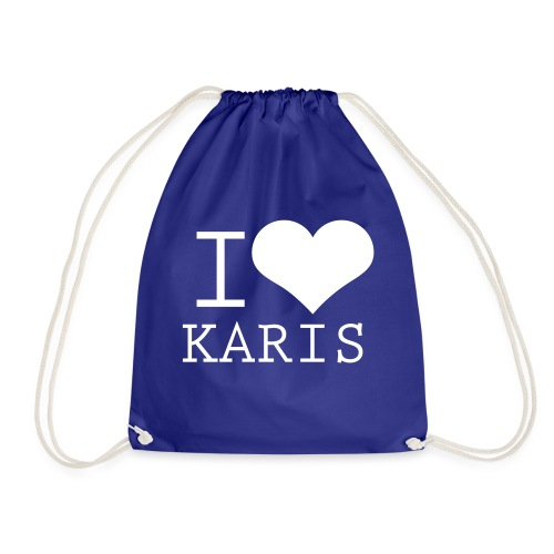 I HEART KARIS full white - Jumppakassi