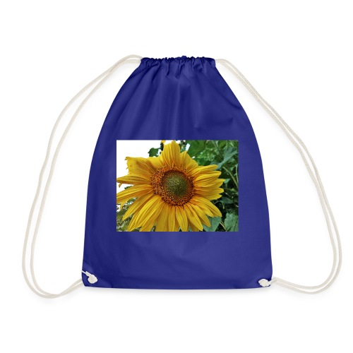 Sonnenblume - Turnbeutel