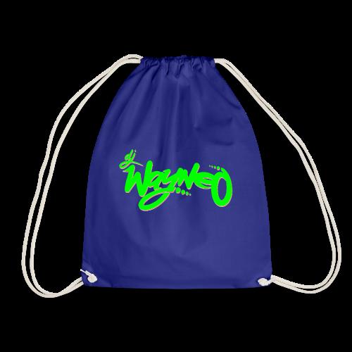 Wayneo Logo - Drawstring Bag