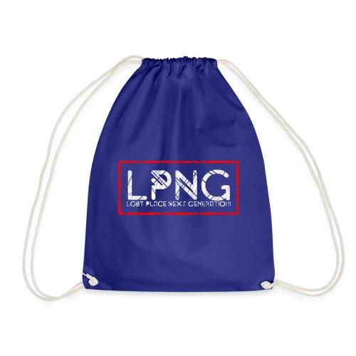 LPNG Logo LostPlaceNextGeneration - Turnbeutel